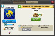 Guild Tabs - Overview Donate