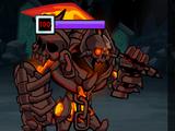 The Molten Fury