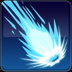 Ice comet