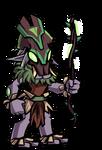 Marsh Goblin Witch2