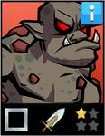 Greenmist Ogre EL1 card