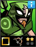 Runewood Ranger EL2 card