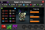 Ranger of the Deepwood Resistances EL3-4