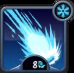 Ability Ice Comet