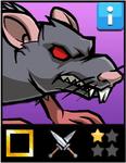 Giant Rat EL1 card