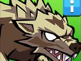 Runewood Wolf