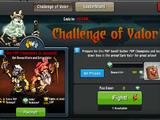 Challenge of Valor