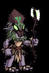 Marsh Goblin Witch
