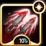 Ability Flashing Blades
