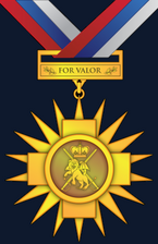 Parliamentary Medal of Valor 01