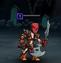 Главарь бандитов +