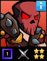 Главарь бандитов + портрет