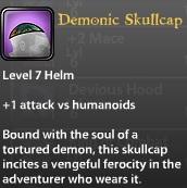 Demonic Skullcap