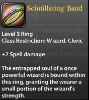 Scintillating Band