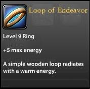 Loop of Endeavor