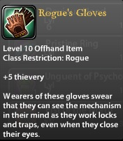 Rogue's Gloves