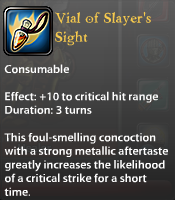 Vial of Slayer's Sight