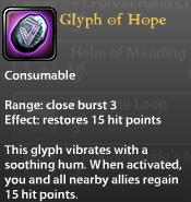 Glyph of Hope