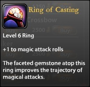 Ring of Casting
