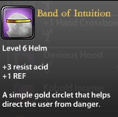 Band of Intuition