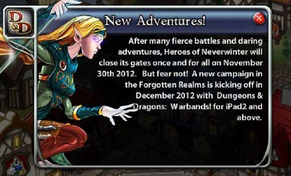 Heroes of Neverwinter Wiki | FANDOM powered by Wikia