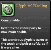 Glyph of Healing