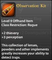 Observation Kit