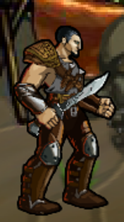 Expedition Member (Rogue)