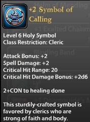 2 Symbol of Calling