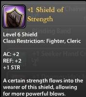 1 Shield of Strength
