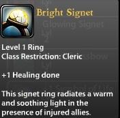Bright Signet