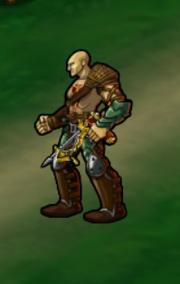 Branded Zealot Ranger