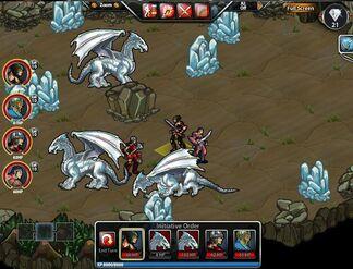 Killing a White Dragon