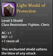 Light Shield of Protection