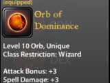 Orb of Dominance