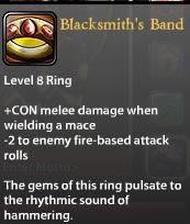 Blacksmith's Band