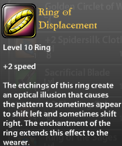 Ring of Displacement