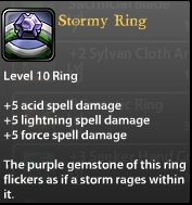 Stormy Ring
