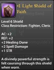 1 Light Shield of Faith