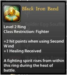Black Iron Band