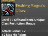 Dashing Rogue's Glove