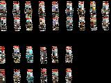 Dagger List