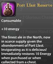 Port Llast Reserve