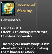 Incense of Warding