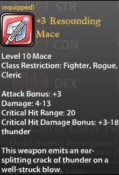 3 Resounding Mace
