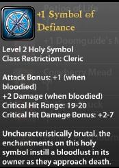 1 Symbol of Defiance