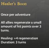 Healer's Boom