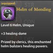 Helm of Mending