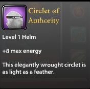Circlet of Authority