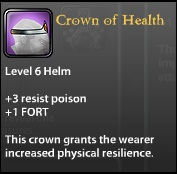 Crown of Health